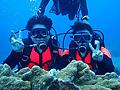 綠島潛水微風潛水